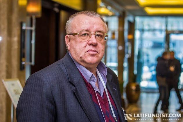 Иван Ярошенко, замдиректора агропредприятия «Господар», Днепропетровская обл.