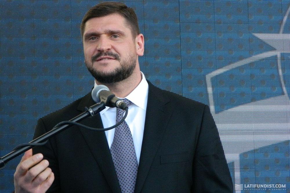 Алексей Савченко, глава Николаевской облгосадминистрации