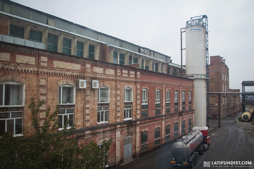 Гайсинский сахарный завод