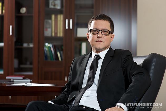Директор Protein Production Евгений Щербак