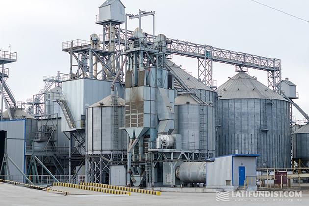 Завод Protein Production