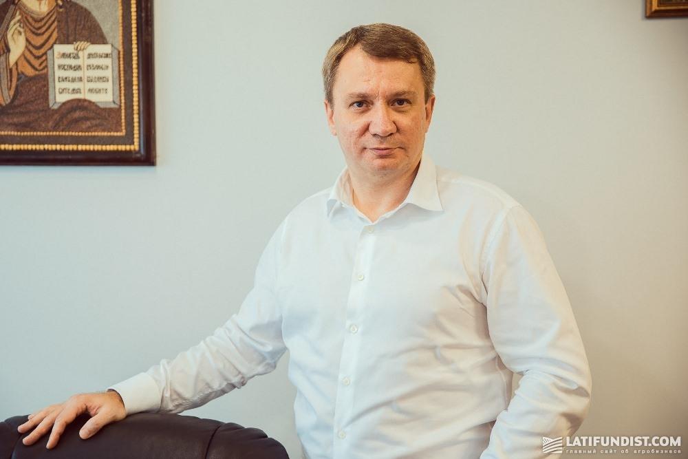 Андрей Пилипченко, владелец агропромышленной группы «Арника»