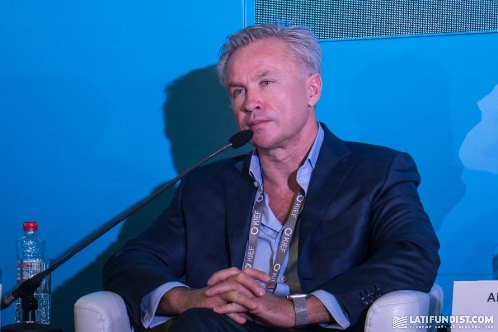 Юрий Косюк, председатель правления агроиндустриального холдинга «Мироновский Хлебопродукт» (МХП)