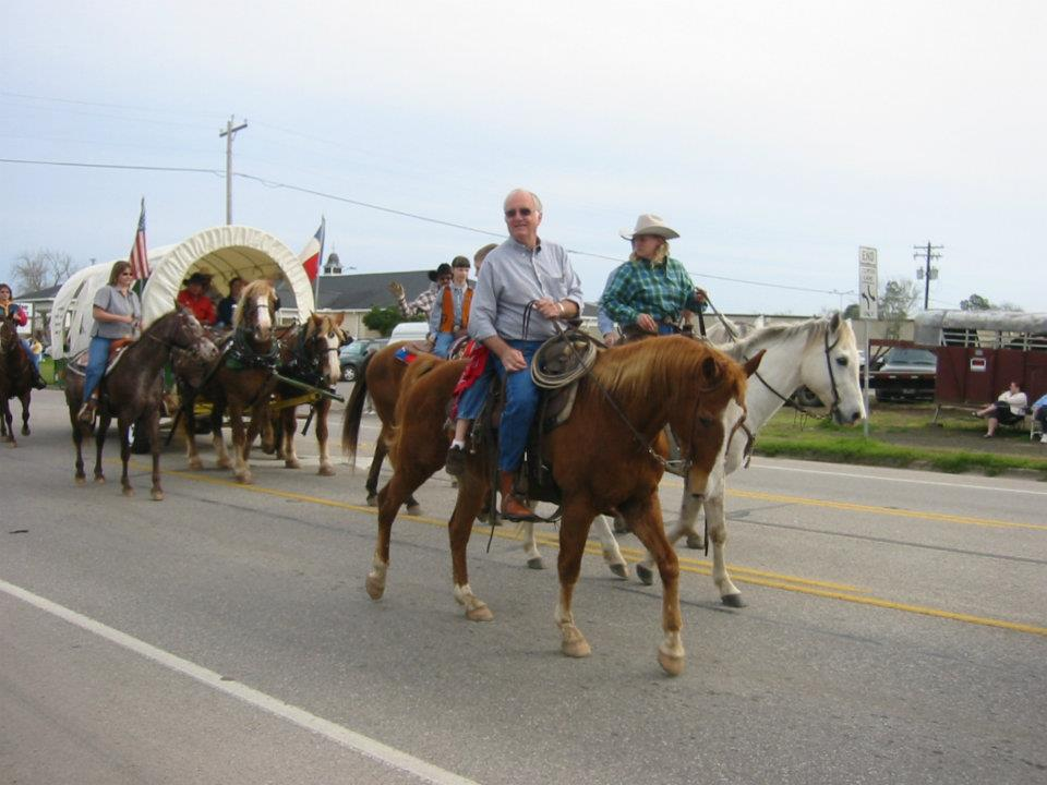 Brazoria Heritage Celebration & Cattle Drive