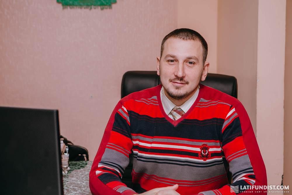 Илья Троицкий, агроном-консультант по семенам и СЗР группы компаний «Прометей»