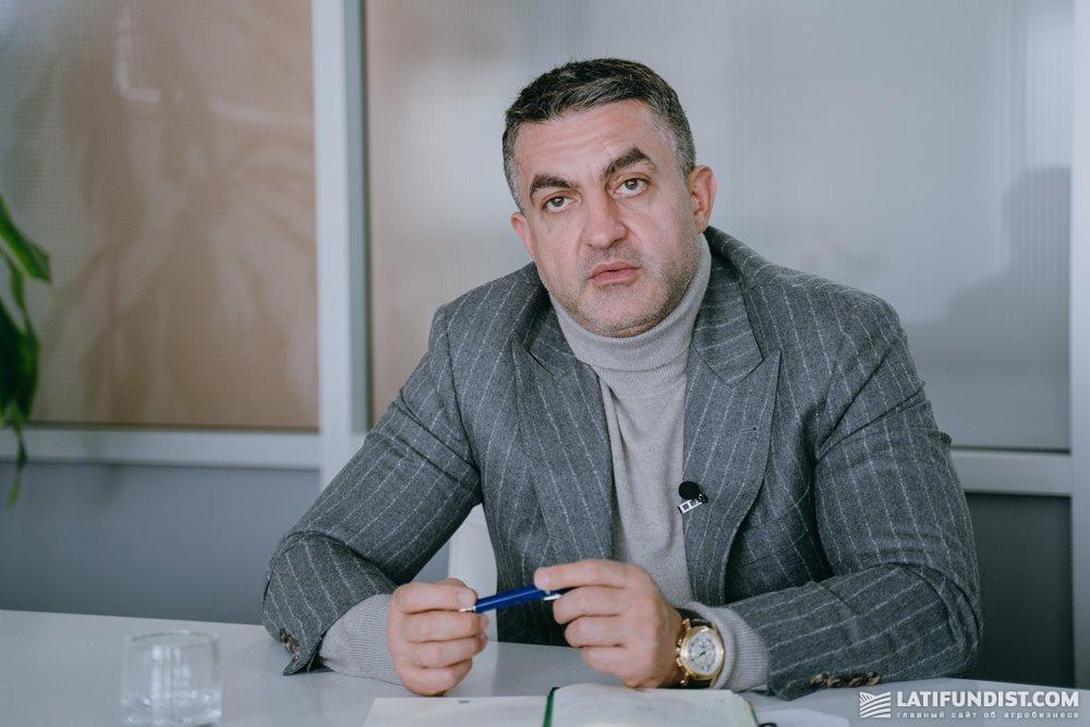 Рафаэль Гороян, председатель Наблюдательного совета группы компаний «Прометей»