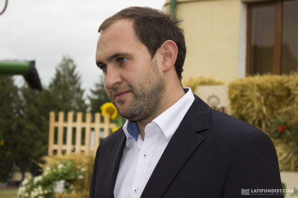 Алексей Кулик, директор компании «Агросем»