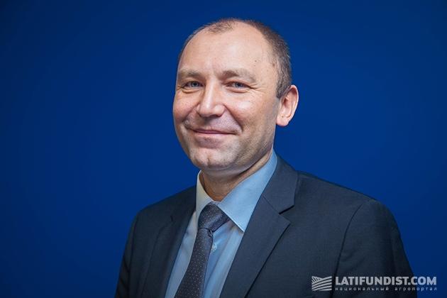 Экономист департамента технического сотрудничества продовольственной и сельскохозяйственной организации ООН (ФАО) Андрей Ярмак