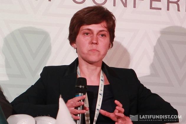 Юлия Андрушкина, директор по маркетингу, развитию и связям с инвесторами ИМК