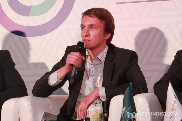 Павел Попов, менеджер по инвестиционным отношениям «Астарта-Киев»