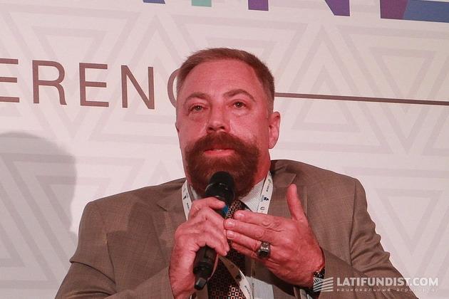 Дениел Свири, один из основателей компании «Киев-Атлантик Украина»
