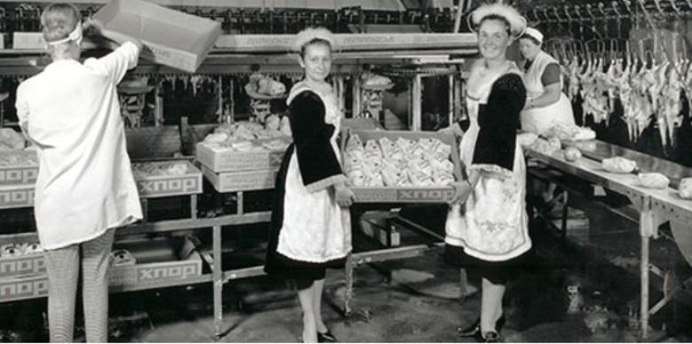 В 2000-х годах и ранее Doux была крупнейшей компанией Европы в индустрии птицеводства