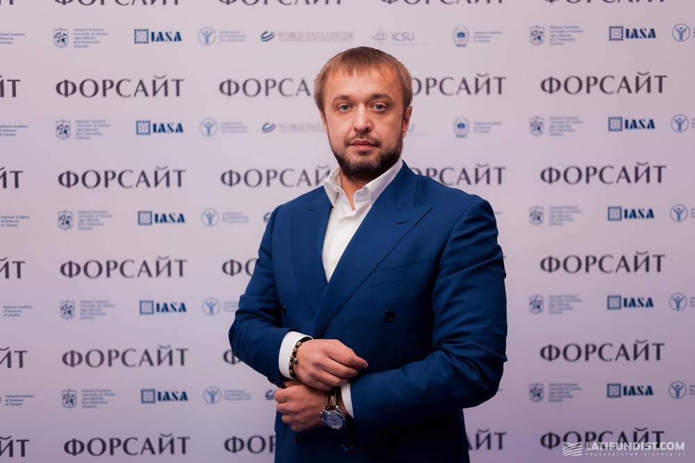Андрей Гордийчук, председатель агропромышленной корпорации «Сварог Вест Груп», основатель фонда «Аграрная наддержава»