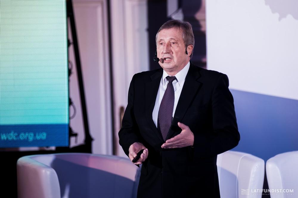 Михаил Згуровский, ректор НТУУ «Киевский политехнический институт» им. И. Сикорского