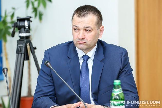 Виталий Шулежко, заместитель главы правления ГПЗКУ