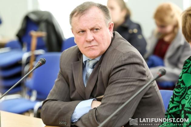 Николай Стрижак, вице-президент Ассоциации фермеров и частных землевладельцев Украины