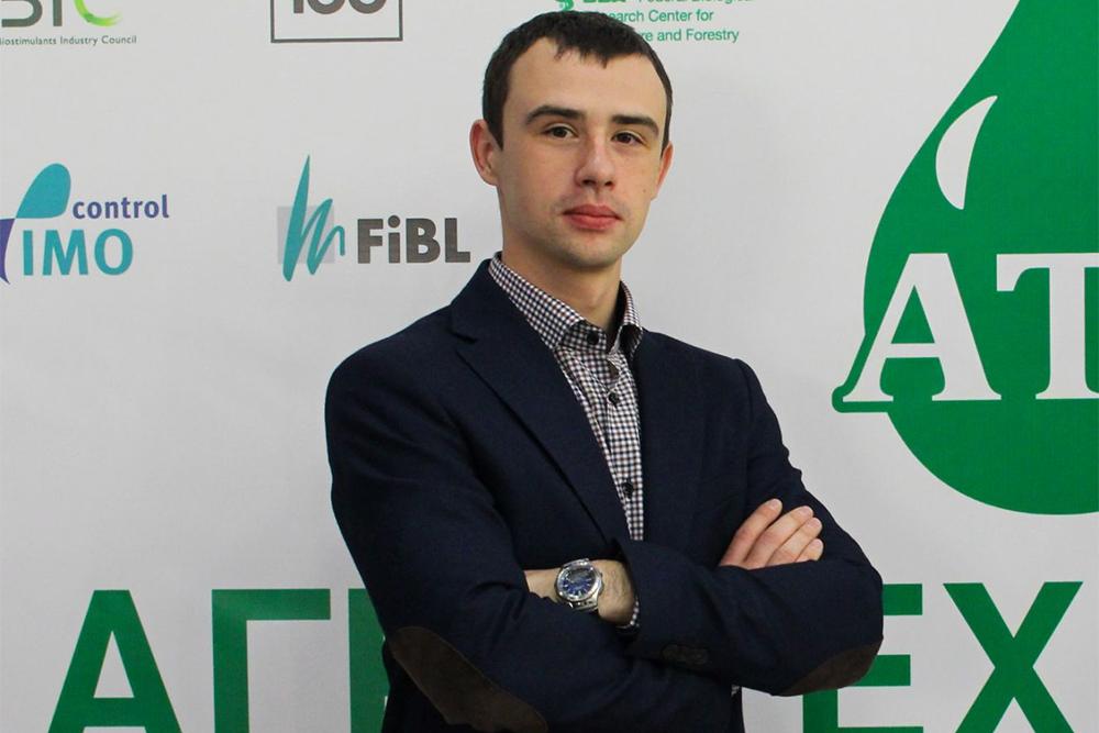 Евгений Вовненко, автор статьи, агроном компании «Агротехносоюз»