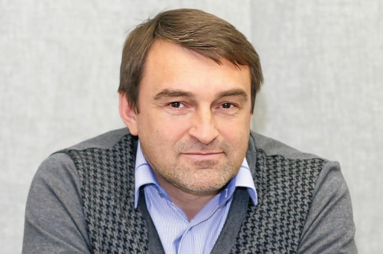 Vitalii Stavnichuk, the director of the department of production, research and development of agribusiness