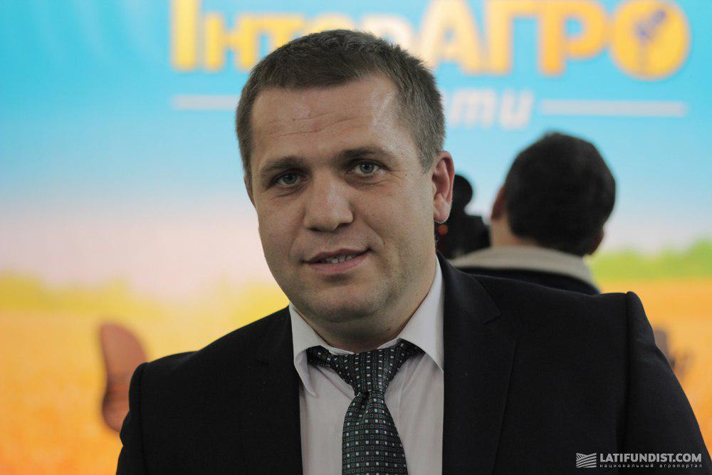 Сергей Иващук, генеральный директор агрофирмы «Перлына Подолья»
