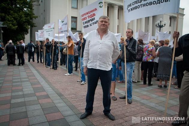 Дмитрий Козацкий, компаниия «Гранум», Донецкая область