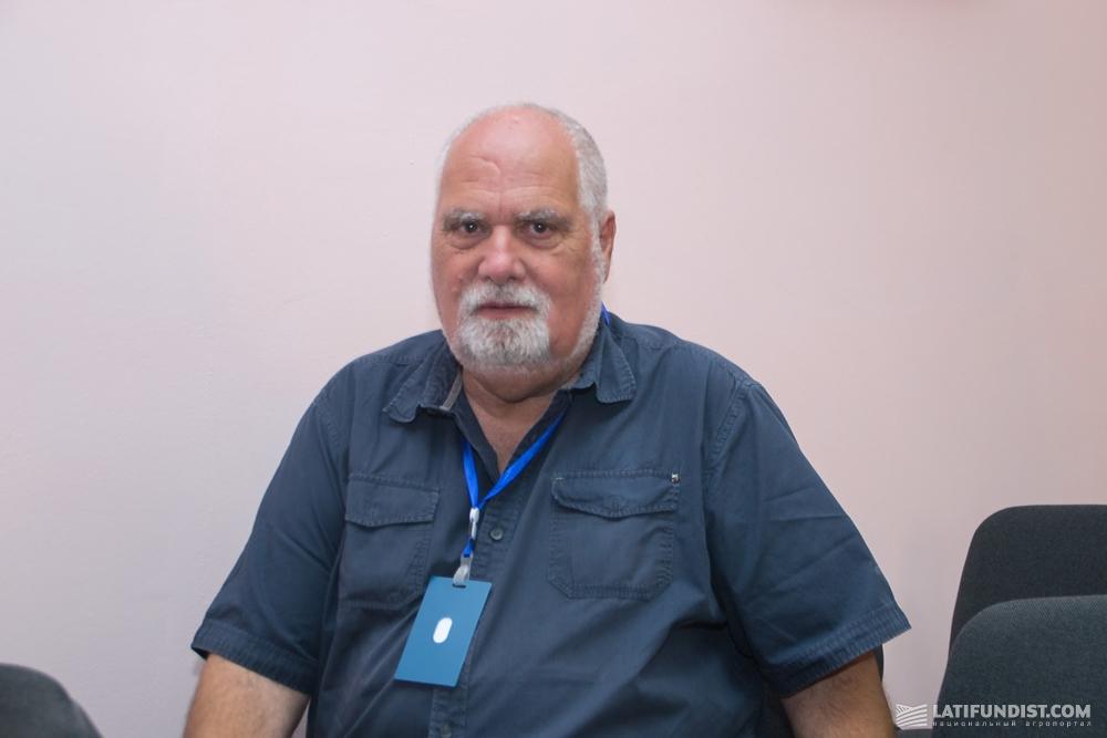 Эли Веред, главный агроном Netafim