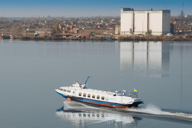 Cкоростное речное судно «НИБУЛОН Экспресс 1»