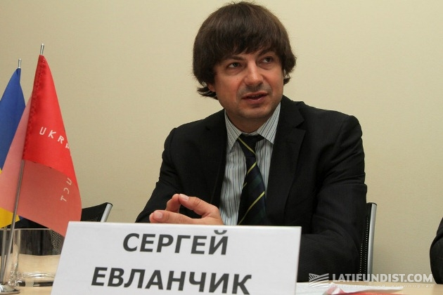 Сергей Евланчик, глава правления «Укрпродукт Групп»