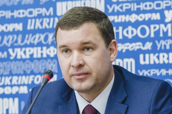 Олег Липовой, и.о. генерального директора ГСБУ «Аграрный фонд» (фото: agronews.ua)