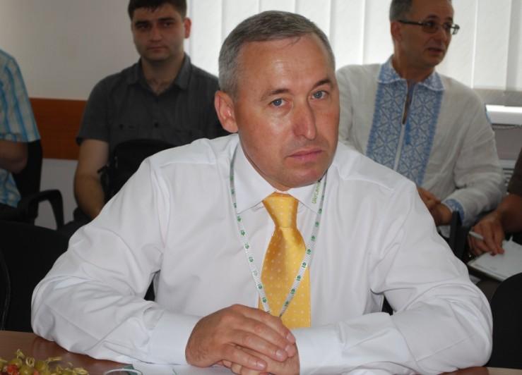 Калин Цуркан, генеральный директор «Агроцентр Еврохим Украина»
