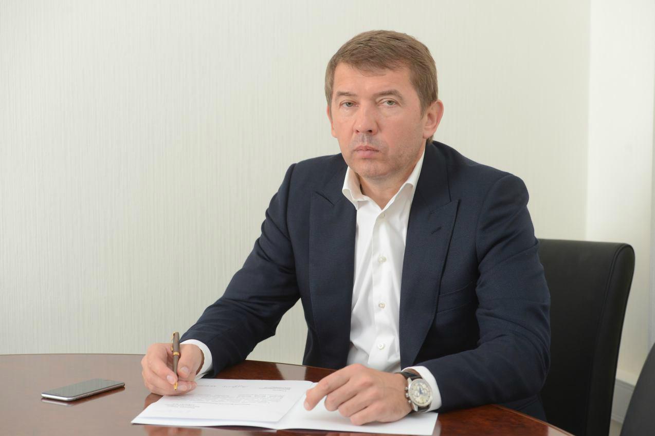 Олег Кулинич, председатель подкомитета по вопросам земельных отношений комитета Верховной Рады Украины по вопросам аграрной политики и земельных отношений