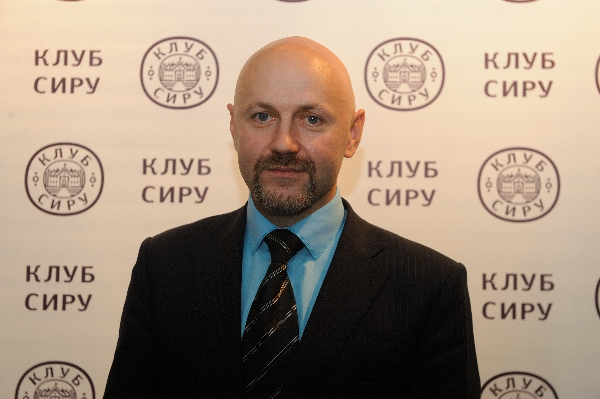 Сергей Решетняк, председатель правления Ичнянского молочно-консервного комбината