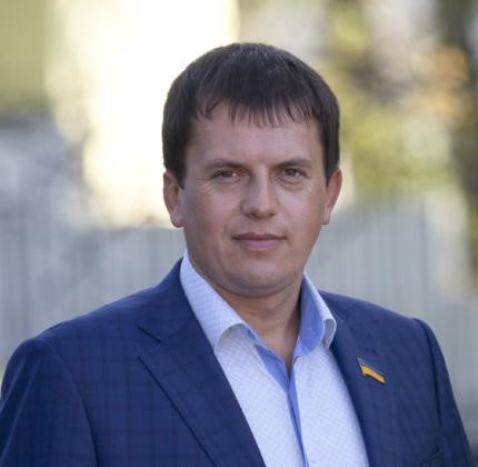Николай Дячук, исполнительный директор «Сварог Вест Груп»