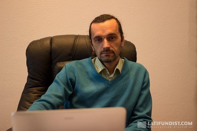 Владимир Лапа, председатель Госпродпотребслужбы