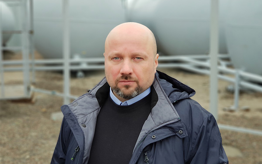 Сергей Рубан, глава Ассоциации Агрохимиков Украины