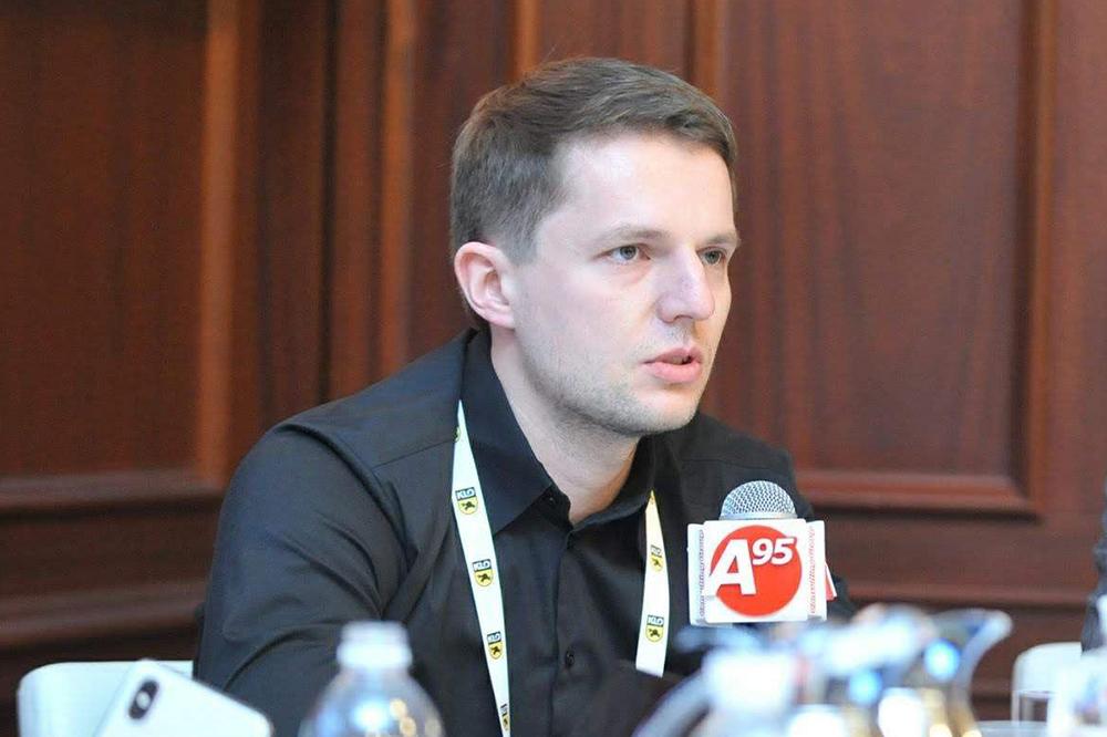 Ярослав Подгурский, специалист по развитию бизнеса компании IDEALAB