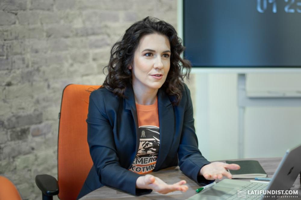 Александра Камышина, руководитель образовательной платформы «Культиварий»
