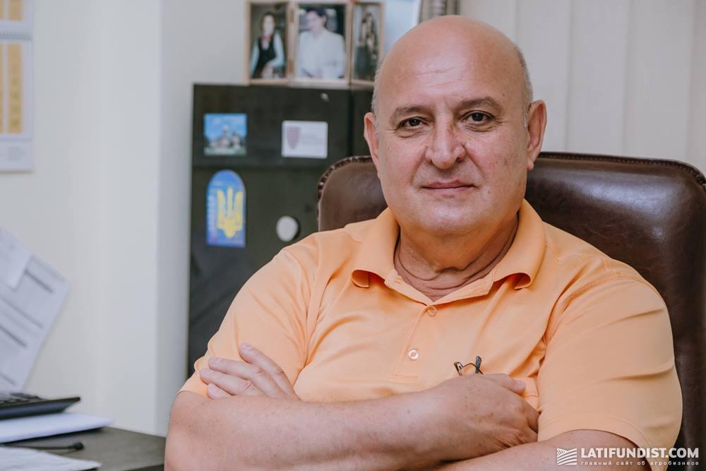 Сергей Стоянов, автор статьи, экс-директор по внешним связям компании «Олсидз», аграрный эксперт
