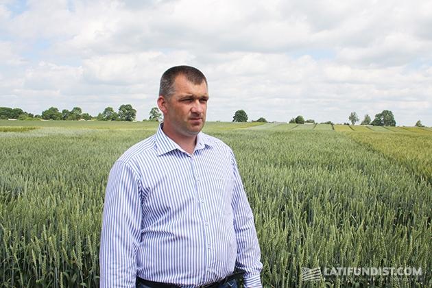 Геннадий Гудзь, директор департамента планирования и контроля в области растениеводства Сварог Вест Груп