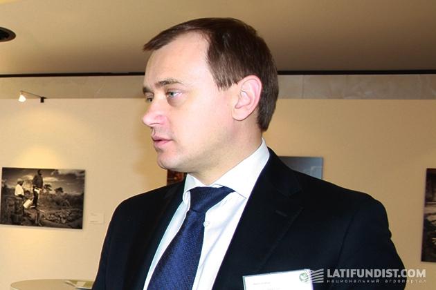 Алекс Лисситса, президент УКАБ