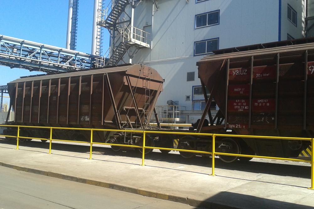 Проблема хищения зерна на железной дороге в пути следования стала системной