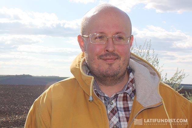 Директор департамента автоматизации производственных процессов корпорации «Сварог Вест Груп» Максим Маярчук
