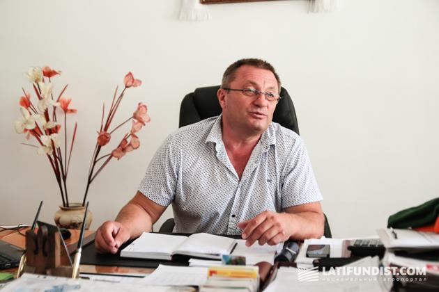 Александр Шевчук, генеральный директор компании «Агробуд»