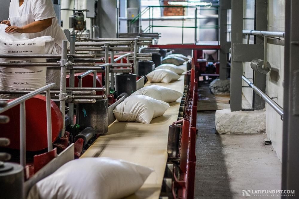 На Капитановском сахарном заводе
