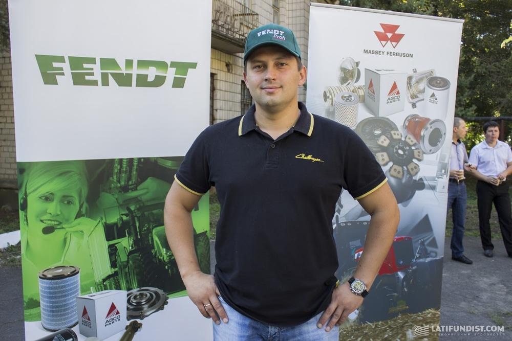 Илья Смаглецкий, генеральный директор «Агроспейс»