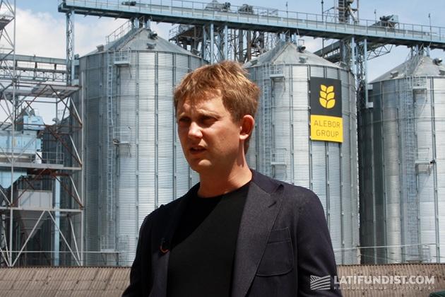 Основатель Alebor Group Алексей Кустов