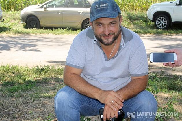 Андрей Душейко рассказывает некторые тонкости выращиваниия гибридов