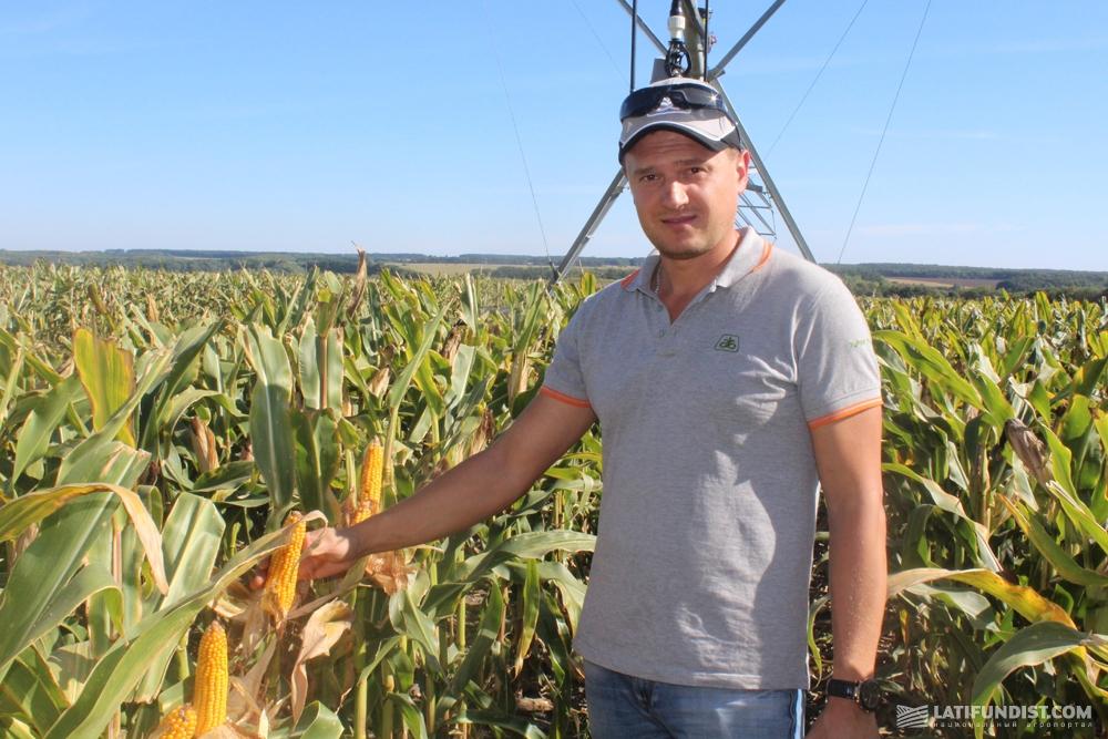 Сергей Панченко, руководитель агрономического отдела DuPont Pioneer Украина