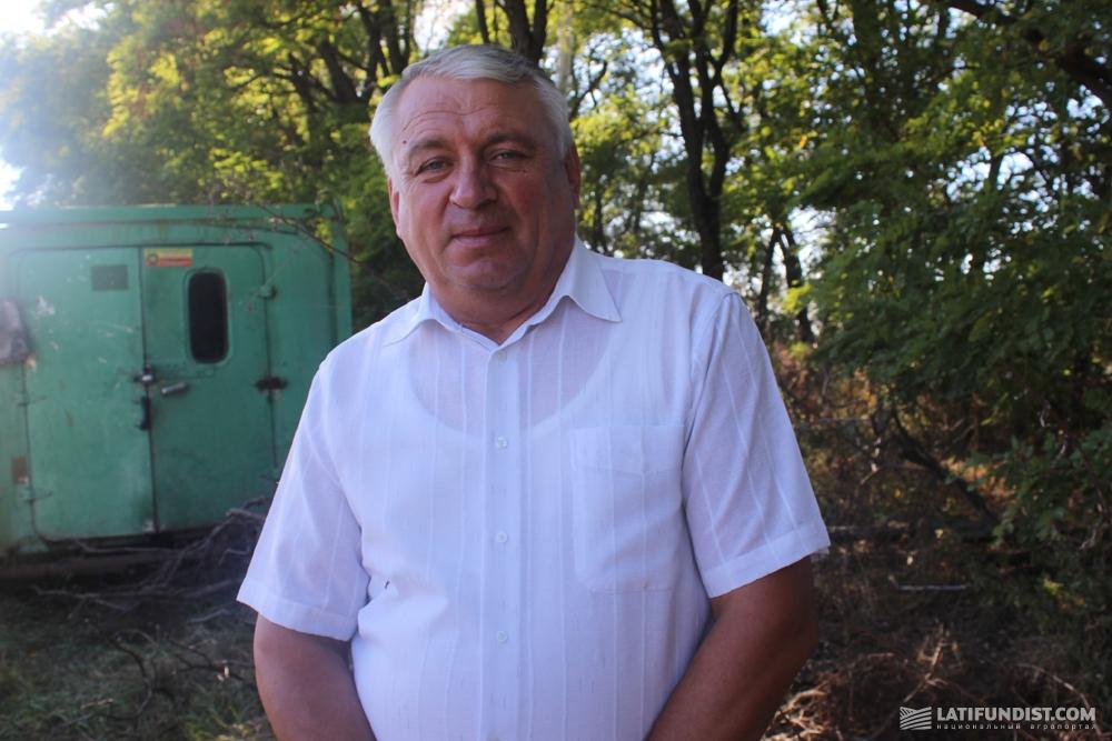 Сергей Переверзев, исполнительный директор «Исида-Д»