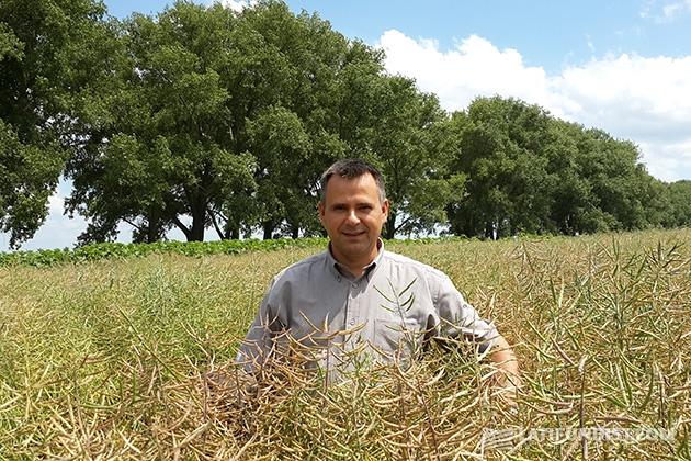 Сергей Резниченко, менеджер по маркетингу DuPont Pioneer в Украине