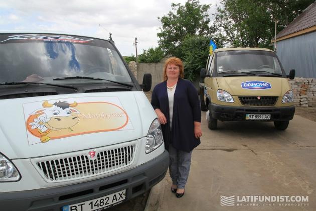 Анна Куценко